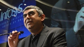 Slowdown in discretionary spending likely a one-off: Infosys CEO