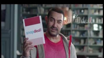 Snapdeal defends Aamir association; Flipkart backs rival