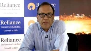 Q3 naptha margin well above 5-yr average margin: RIL CFO