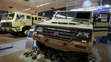 Ashok Leyland Q3 net down 13% at Rs 186 cr