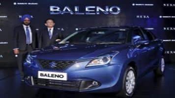 Maruti Suzuki Opens Online Booking For Baleno Rs Moneycontrol Com