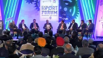 Export Import Forum: Felicitating Indian exporters