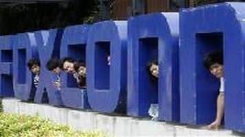 SoftBank exploring telecom JV with Foxconn in India