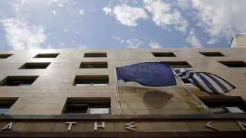 IMF says Greece debt 'explosive' in long term