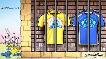 Is BCCI's million dollar baby, IPL, in trouble?