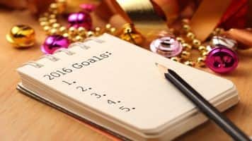 Ten financial goals for new year 2016