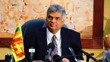 Wickremesinghe to be sworn-in as Sri Lanka's PM tomorrow