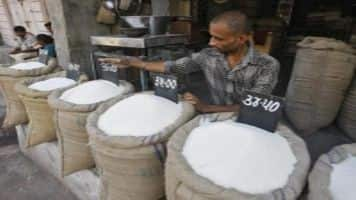 Sugar cos upbeat on prices, but govt keen on Rs 40/kg cap