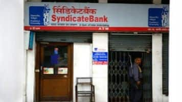 Syndicate Bank net profit rises marginally to Rs 417 cr