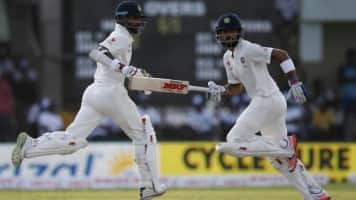 India in control, reduce Lanka to 47/5 at lunch