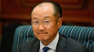 World Bank's Jim Yong Kim launches bid for second term as prez