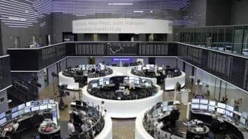 Deutsche Bank fine compounds miserable week for European stocks
