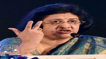 Bhattacharya 5th most powerful woman in finance: Forbes