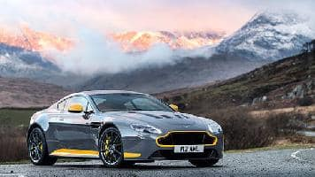 Aston Martin Announces Preowned Car Program Called Timeless - Aston martin certified pre owned