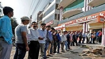 Cash supply improves; ATMs dispensing nearly Rs 7,000 cr a day
