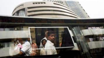 Nifty hovers around 8650, Sensex weak; FMCG gains, auto falls