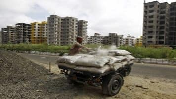 Cement prices up 8-9% in Q1 but volumes may be soft: Sanghi