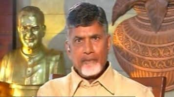 After initial support, Naidu has problems with demonetisation