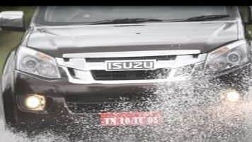 Watch: Isuzu Makes Bold Entry In Indian Lifestyle Pickup Space