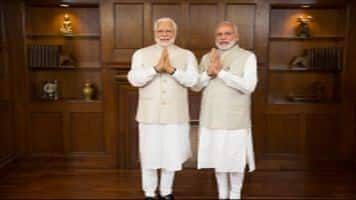 Modi's wax statue to be unveiled at Madame Tussauds today
