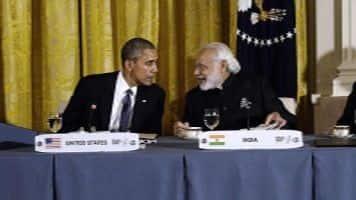 Obama backs India's membership of NSG
