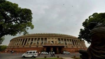 First day of monsoon session likely to be adjourned