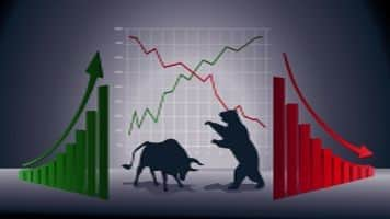 Mood swings at D-St: Nifty ends marginally above 8100; ITC down