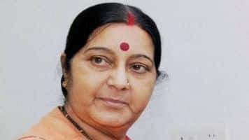 Sushma Swaraj to be discharged from AIIMS