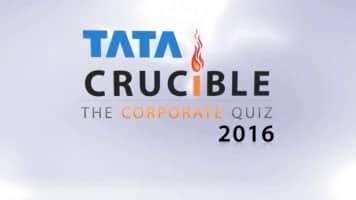 Watch Bhubaneswar Finals of Tata Crucible Corporate Quiz 2016