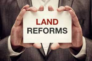 Will land reforms help property buyers?