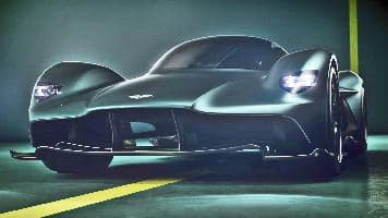 Aston Martin Red Bull Am Rb 001 Hypercar Gets A Name The Valkyrie