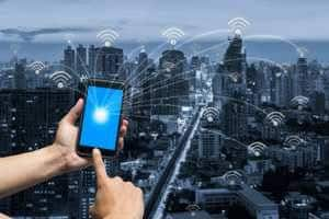 Use of Geospatial technologies for smart city