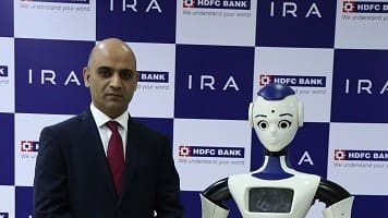 HDFC Bank brings in humanoid to assist customers in branch