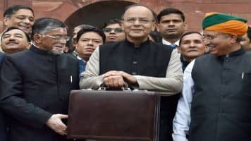 Union Budget Series: The receipts book