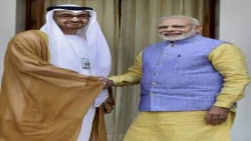 India, UAE ink 14 pacts in key areas like defence, security