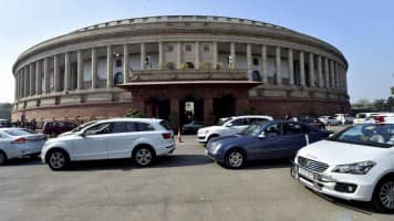 Cong to move adjournment motion in Lok Sabha over govt formation