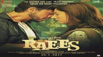 Raees vs Kaabil: Shah Rukh's film grosses more on opening day